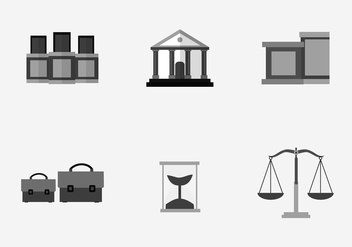 LAW OFFICE VECTOR - Kostenloses vector #317703