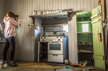 Abandoned Kitchen - Free image #319333