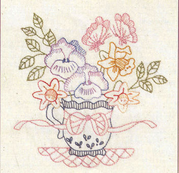 Embroidery patterns - image gratuit #321093
