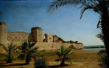 The Byzantine fortress - бесплатный image #323083