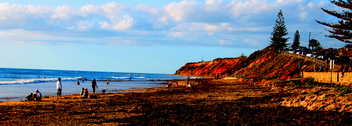 Early Evening Seaford Beach #Adelaide #Australia - Free image #323893