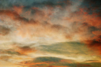free texture - burning sky - Kostenloses image #323933