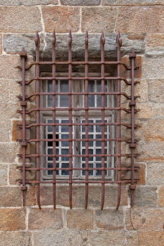 Old Window Grid - HDR - image gratuit #324013