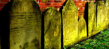 Hereford Gravestones Early Light # dailyshoot # leshainesimages - Kostenloses image #324073