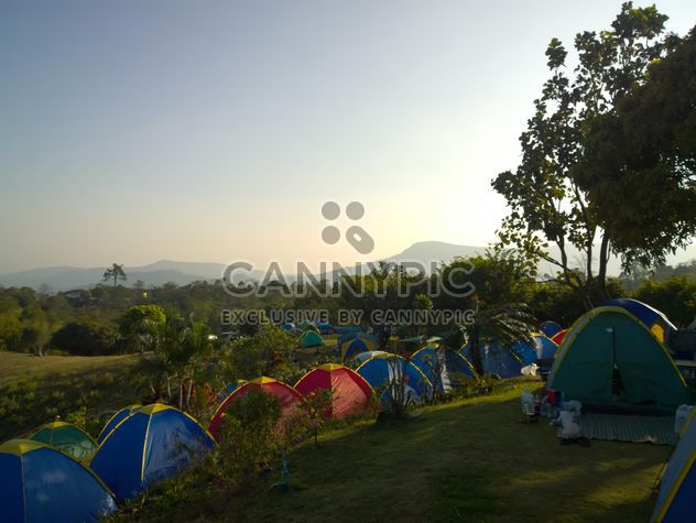 Mountain camping at Wang Nam Keaw - Kostenloses image #326533