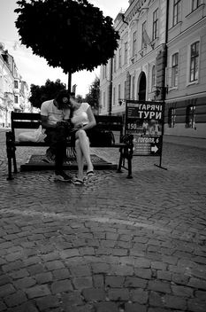 Young Love in Chernivtsi - image #326923 gratis