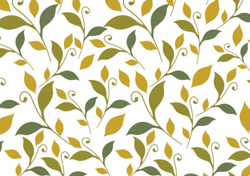 Floral seamless pattern background - vector gratuit #328683