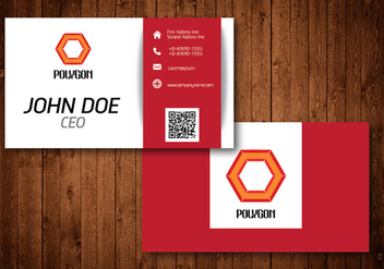 Creative Business Card - бесплатный vector #329813