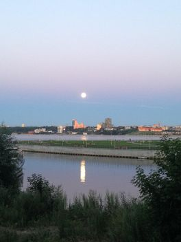 Supermoon in Kazan - image #329943 gratis