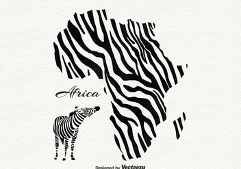 Free Africa Vector Background - Free vector #332573
