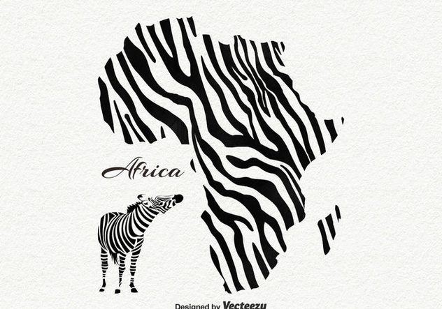 Free Africa Vector Background - vector gratuit #332573