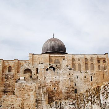 Al Aqsa Mosque in Jerusalem - Free image #332843