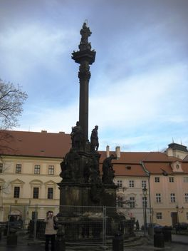 Prague Castle square - бесплатный image #334173