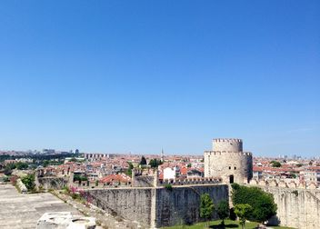 Ancient fortress-prison in Istanbul - image #334183 gratis