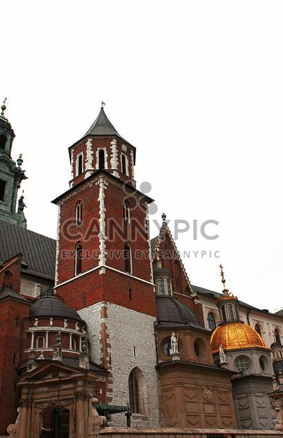 Krakow cathedral - Free image #334193