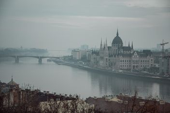 Panoramic view of Wien - бесплатный image #335243
