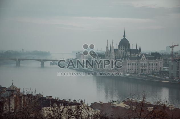 Panoramic view of Wien - Free image #335243
