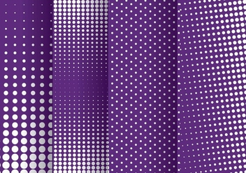 Dot Pattern - vector gratuit #336203
