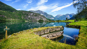 Svoragrova - Stryn, Norway - Travel, landscape photography - Free image #336303