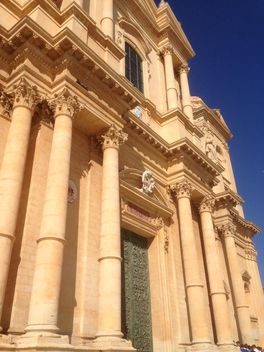 Roman Catholic cathedral, Noto - бесплатный image #338243