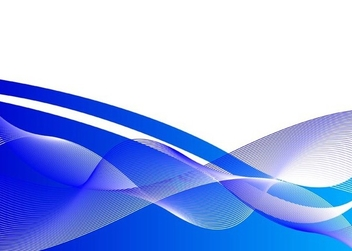 Abstract Blue Background - Free vector #338923