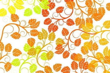 Floral colorful background - vector #338953 gratis