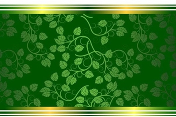 Floral background - vector gratuit #338973