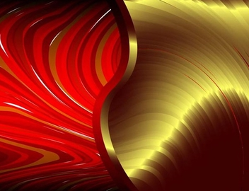 Abstract red background - Free vector #339023