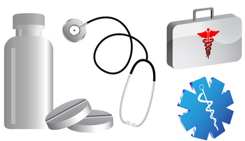 Free medical vector icon collection - Kostenloses vector #339583