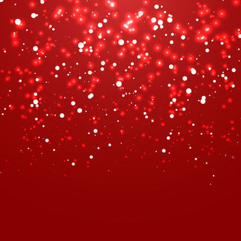 Red Christmas Background - vector gratuit #340413