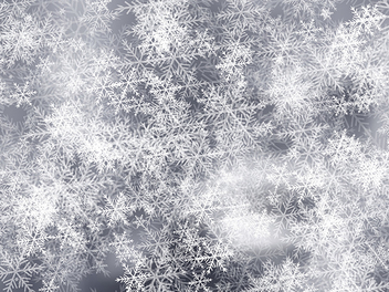 Frost Background - vector #340453 gratis