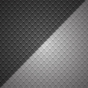 Cubic Metal Texture - Free vector #340553