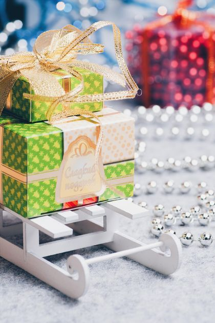 Christmas gifts - image gratuit #342533