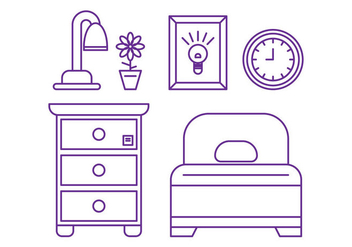 Free Kids Room Vector Icons #24 - Kostenloses vector #342673