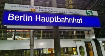 Berlin Haubtbahnhof (Berlin Central Train Station) - бесплатный image #342883
