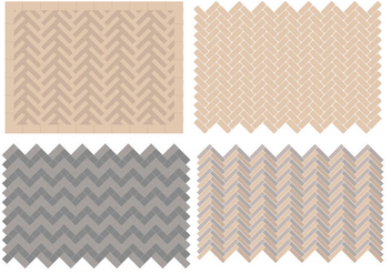 Herringbone Pattern Vector - бесплатный vector #342943