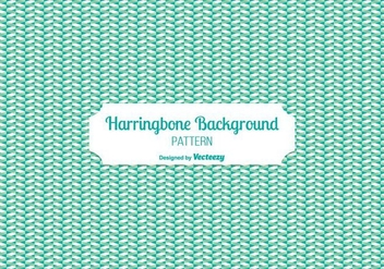 Harringbone Pattern Background - Kostenloses vector #343063