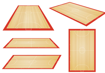 Futsal Battle Arena - vector gratuit #343173