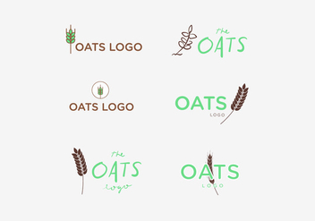Oats logo Vector - бесплатный vector #343703