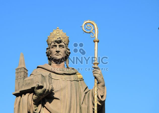 Statue of Ansgar, Hamburg - бесплатный image #344163