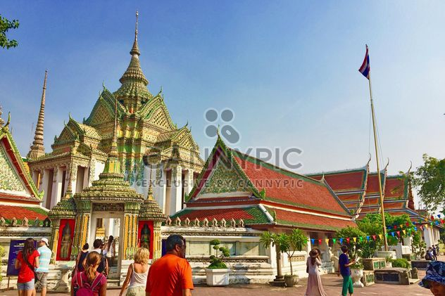 Temple in thailand - Free image #344443