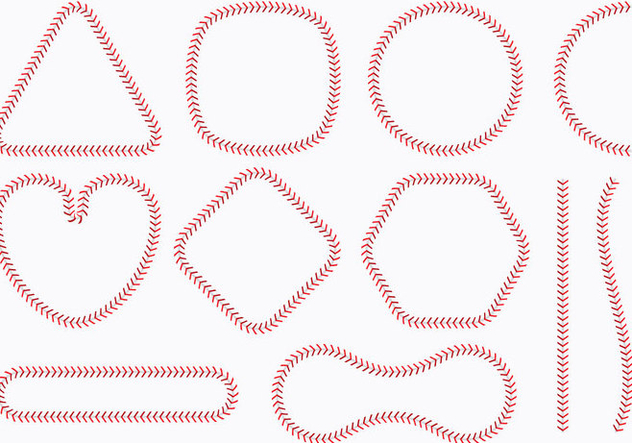baseball vector free download