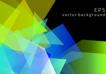 Prizma geometric background design - vector gratuit #344943