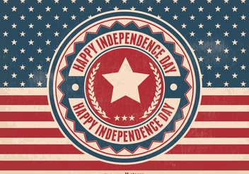 Independence Day Illustration - Free vector #345153