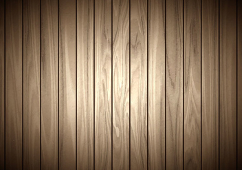 Free Wood Background Vector - Free vector #346063
