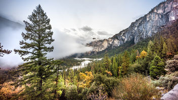 Yosemite Valley - California, United States - Landscape photography - Free image #348553