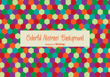 Colorful Pattern Background - vector gratuit #349333