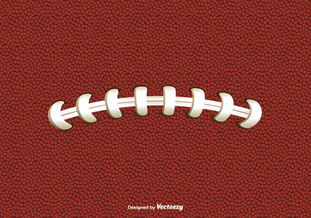 Football Texture and Lace - vector gratuit #349343