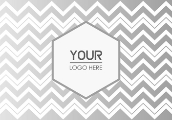 Free Geometric Logo Background - vector gratuit #350873