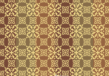 Talavera Brown Seamless Pattern - Free vector #353293